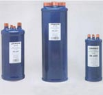 SR Refrigeration Heat Exchanger Suction Accumulators