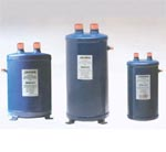 SRAH Refrigeration H/E & Liquid Accumulators